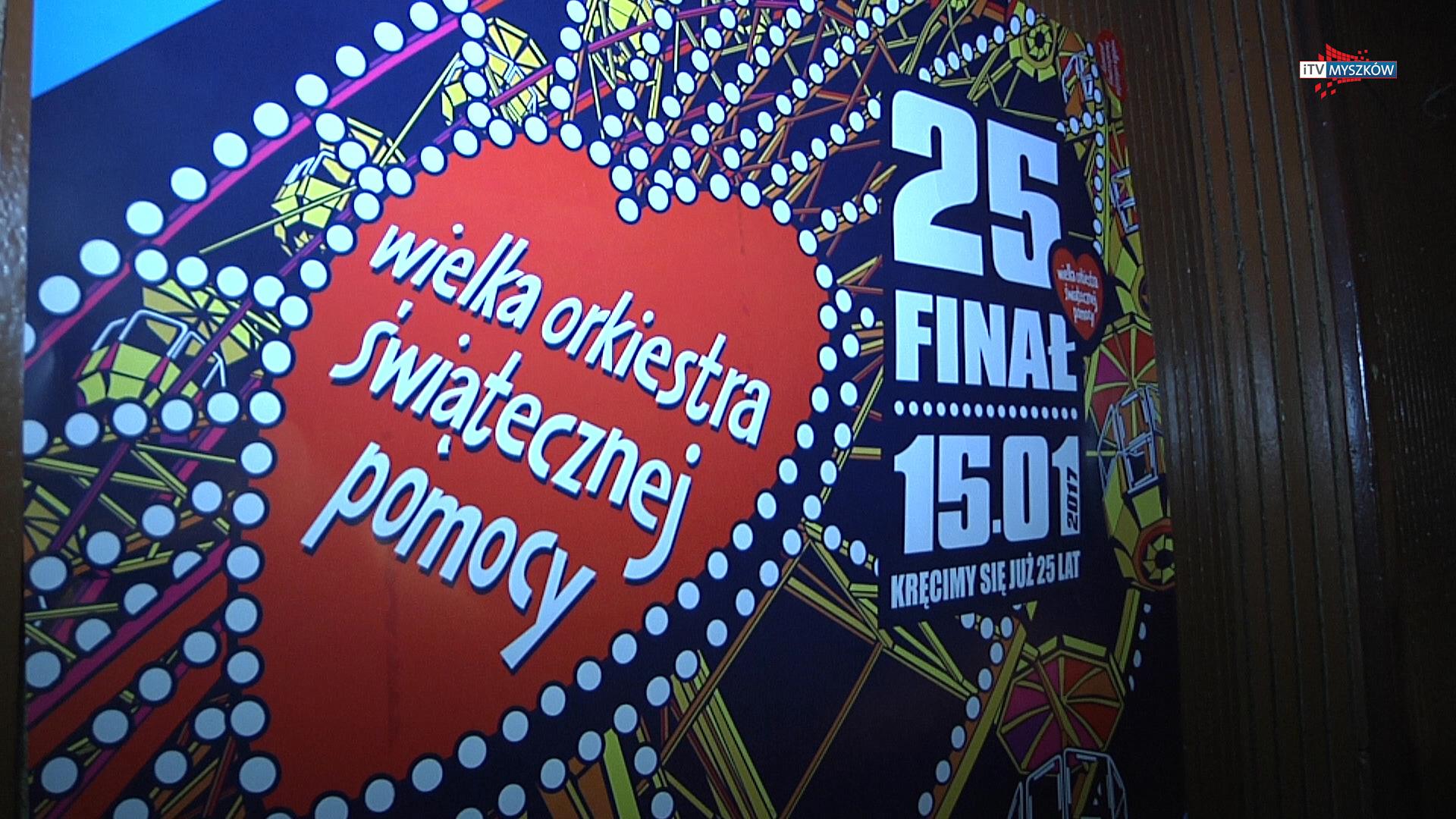 16_01_Myszkowski WOŚP - padł rekord